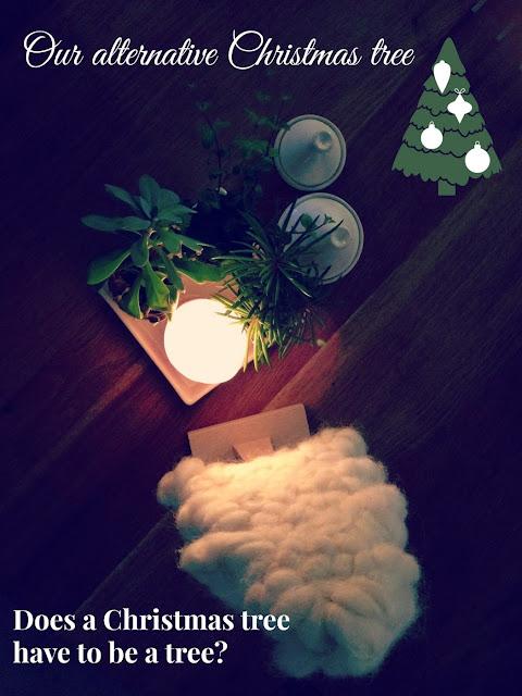 Alternative Christmas tree solutions
