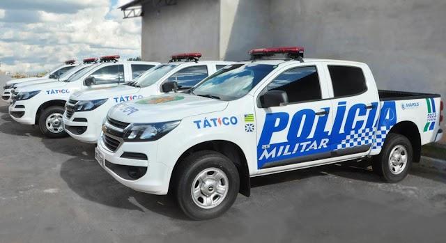 Anápolis: Prefeitura reforça policiamento com lançamento da Força Tática Municipal