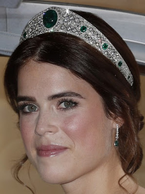 greville emerald tiara boucheron princes eugenie york
