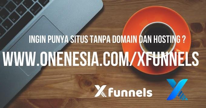 Buat Website Tanpa  Domain Dan Hosting Lagi !