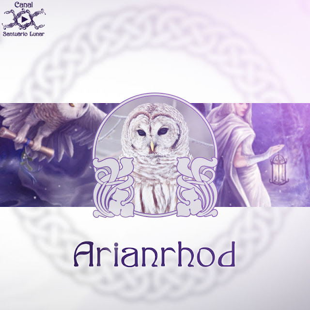 Arianrhod - Guardian Goddess of the Silver Wheel | Wicca, Magic, Witchcraft, Paganism