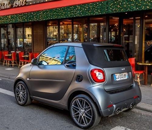 smart car review spec