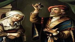 La vecchia cieca e il medico - Esopo