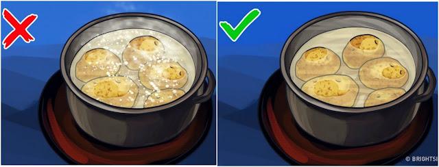 Meski Sepele, 100% 10 Trik Masak ini Dibutuhkan Istri yang Gagap di Dapur