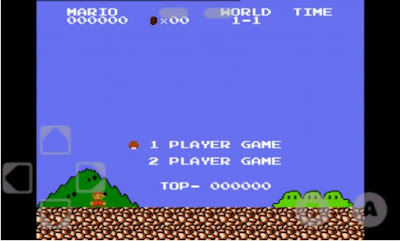 game mario bross pada nes emulator