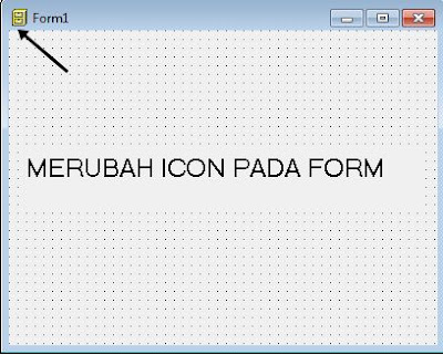 Visual Basic: Mengganti Icon Pada Form