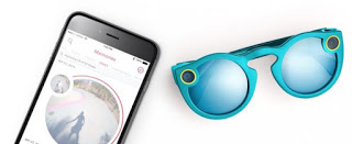 Snap-chat's Spectacles