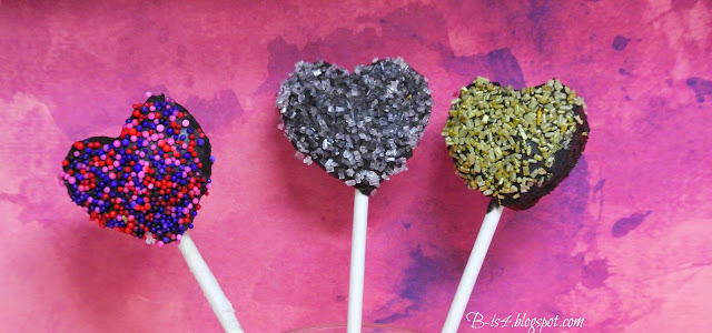 Heart Cake Pops, Cake Pops, Recycle