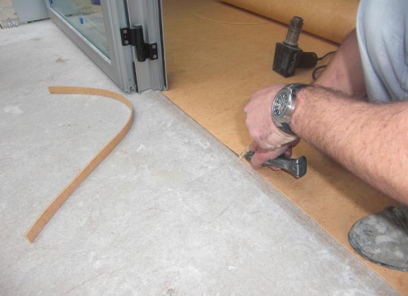 How to Install Linoleum Flooring In Kitchen