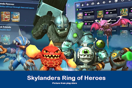 Skylanders Ring of Heroes review
