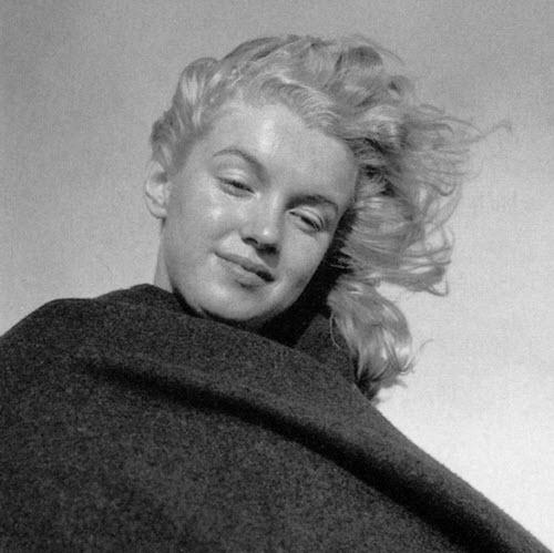 Marilyn Monroe, Σπάνιες Φωτογραφίες, 20 Ετών - 16