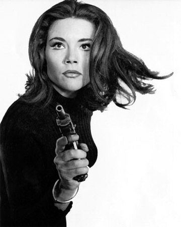 Double O Section: Londoners: Watch The Avengers on the Big Screen With  Diana Rigg in Person