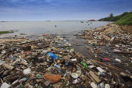 el problema de los residuos solidos o basura