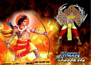 Celebrate Dussehra and Maha Navami in India 2015