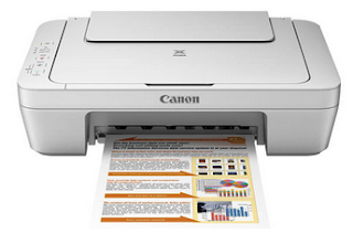 Canon PIXMA MG2555S Driver Download - Windows , Mac