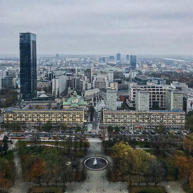 varsavia distretto nuovo