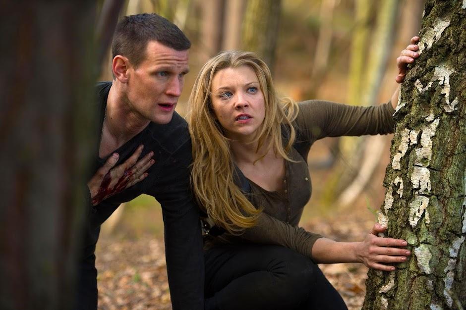 """Matt Smith & Natalie Dormer procuram a cura para o apocalipse zumbi no trailer de """"Paciente Zero"""""""