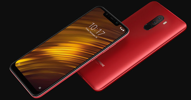 Download Xiaomi Pocophone F1 Launcher Dan Wallpaper Terbaru Gratis