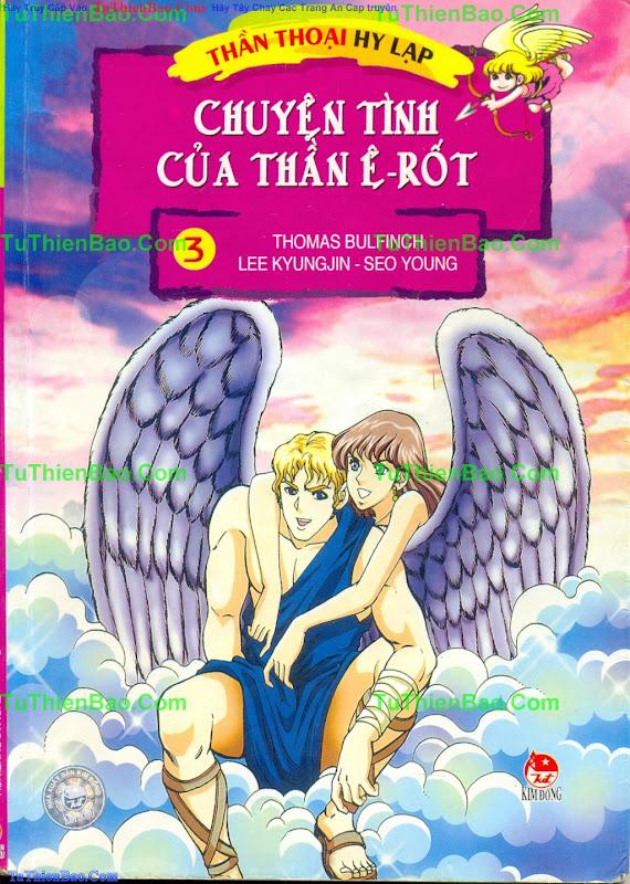 Kết quả hình ảnh cho truyện chuyện tình của thần ê rốt