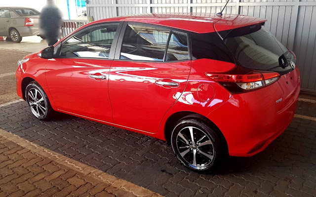 Toyota Yaris Hatch XLS 1.5 CVT