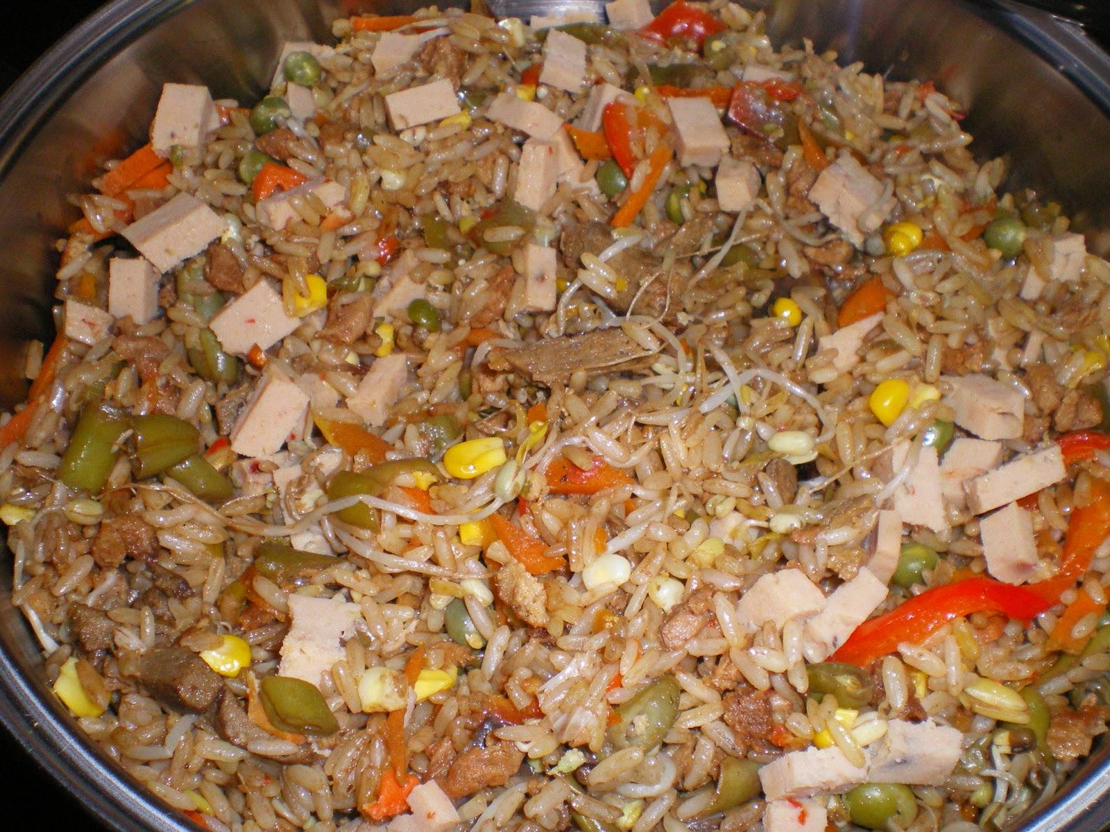 Recetas de arroz paisa