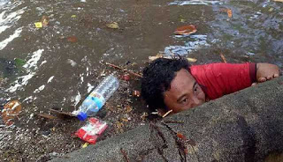 KKTK Lotim Waspadai Terjadinya Banjir