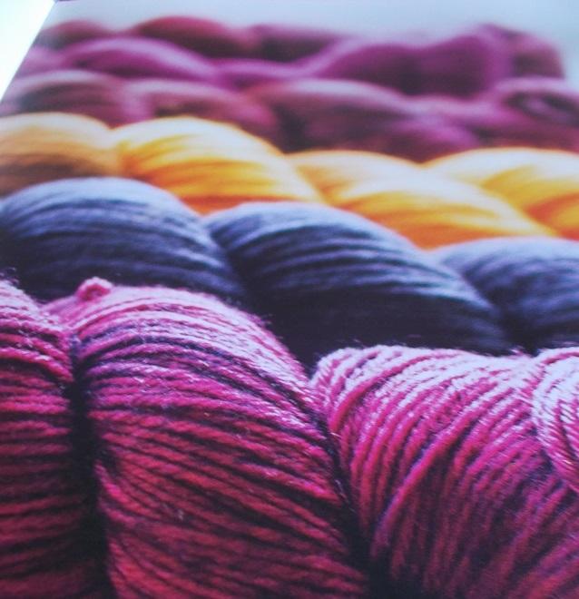 kirja sukkien neulontaan