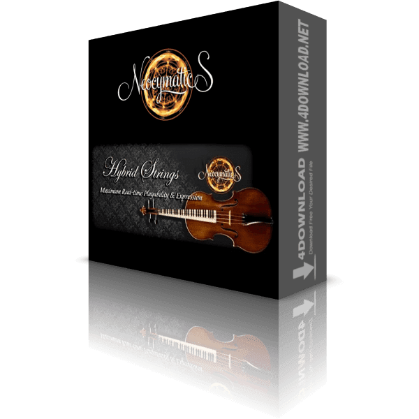Download Neocymatics - Hybrid Strings KONTAKT Library