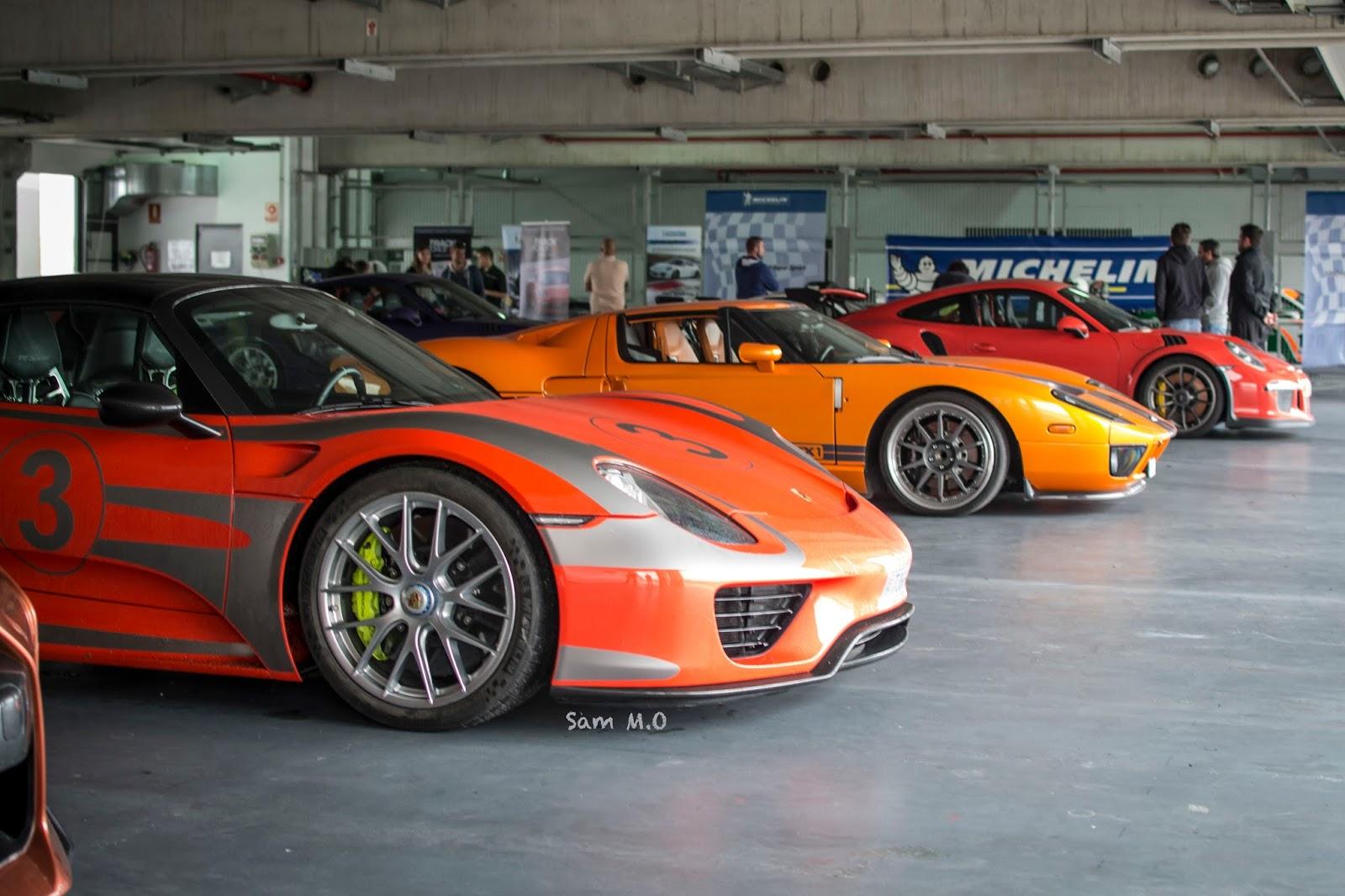 TrackForce en Motorland Aragón