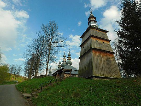 Cerkiew prawosławna św. Michała Archanioła w Turzańsku.