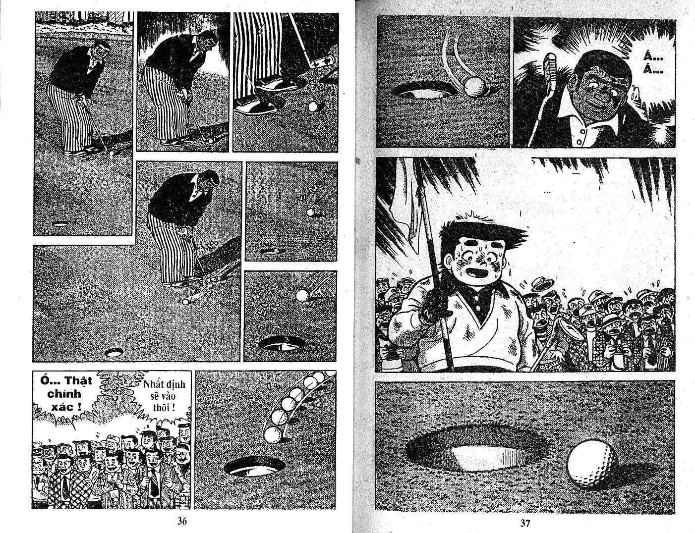 Ashita Tenki ni Naare chapter 20 trang 17