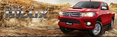 Toyota Hilux Palembang