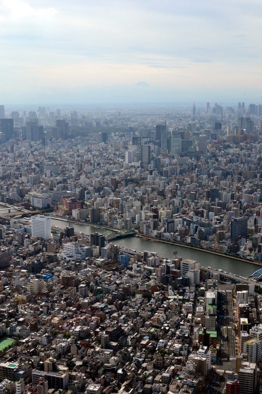 must do tokyo, Japan, tokyo sky tree view