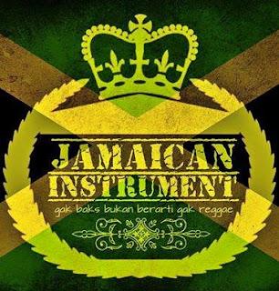 Jamaican Instrument Wrong Way