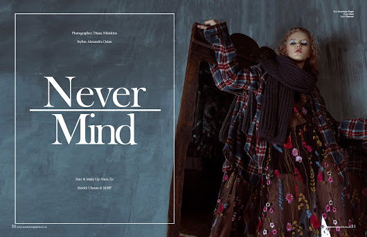 Nevermind for Solstice Magazine