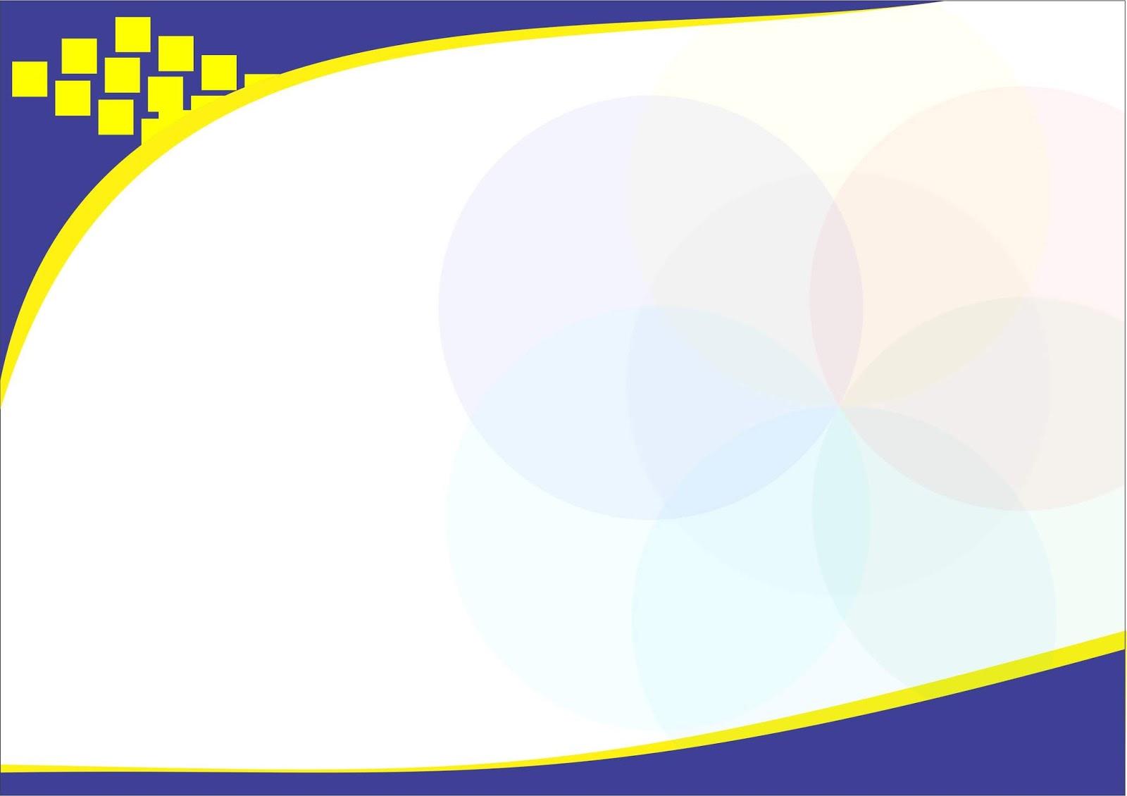 Background Sertifikat Pendidikan