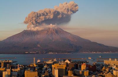 Sakurajima – Japão