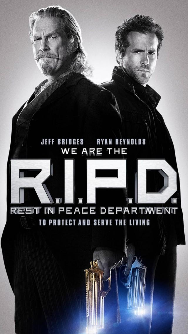 Rest in peace department film