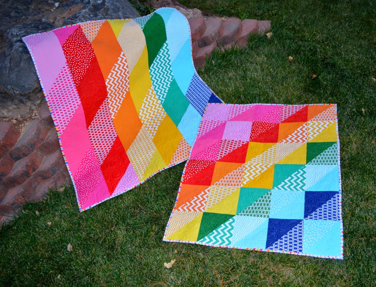 Happy Quilting: Fat Eighth Frenzy with the Fat Quarter Shop!!!