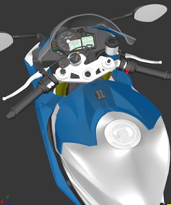 GTA SA - S1000RR 2015 TRICOLOR
