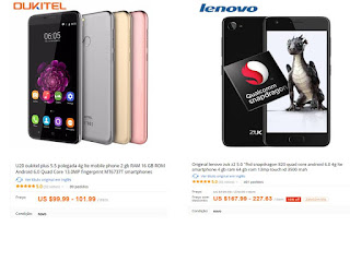 AliExpress Smartphones best deals Tips