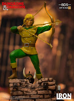 Dungeons and Dragons Cartoon Series Statues de Iron Studios