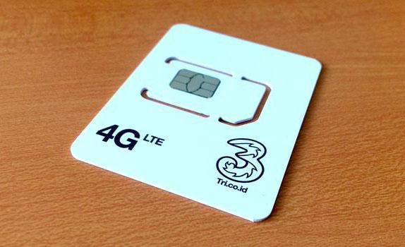 Cara Upgrade Kartu 3 Tri ke 4G USIM