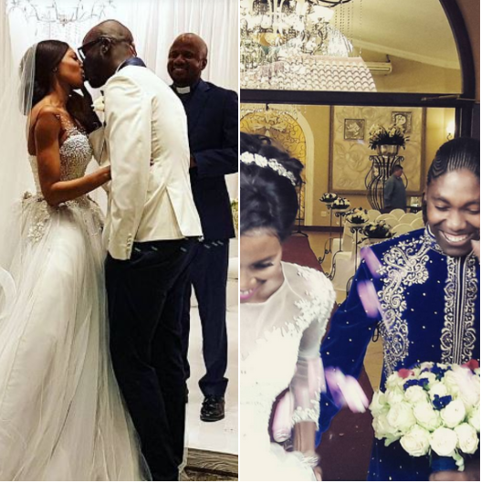 3 In 1 Check Out Colourful Wedding Photos Of Dj Black Coffee Mbali Mlotshwa Caster Ya Violet Raseboya Thato Moeng Videos