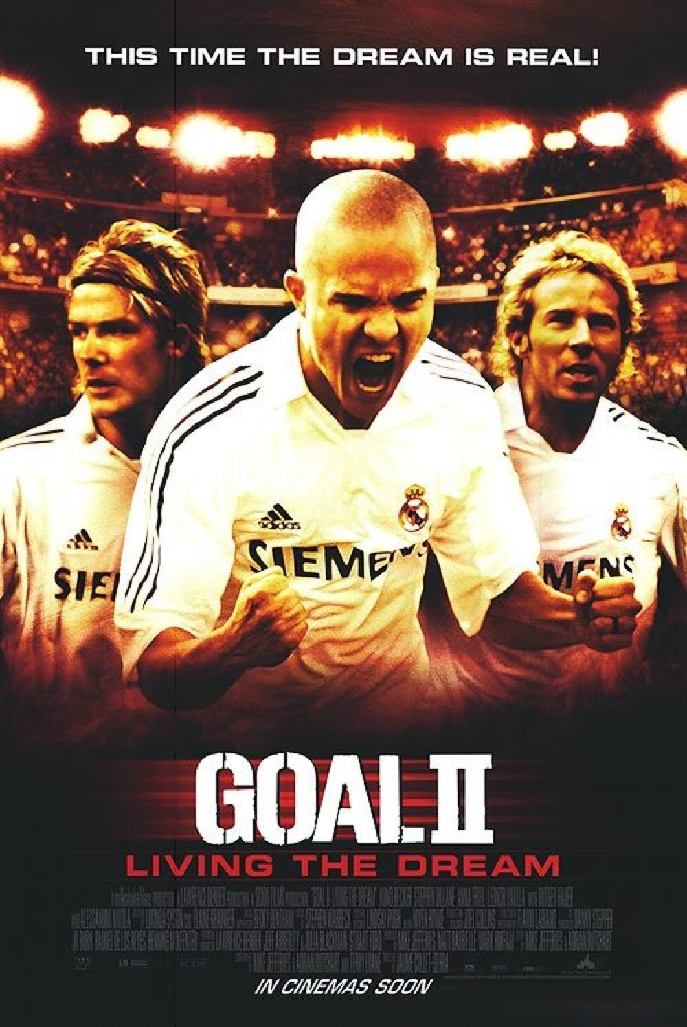 Goal II: Living the Dream 2007 ταινιες online seires oipeirates greek subs