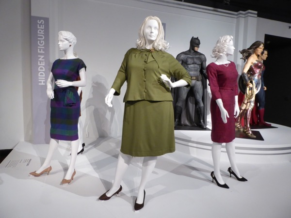 Hidden Figures film costumes