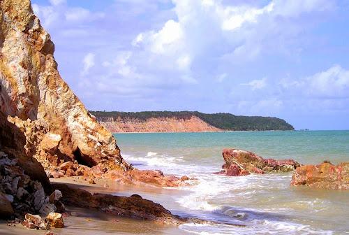 Falésias da Praia do Carro Quebrado – AL