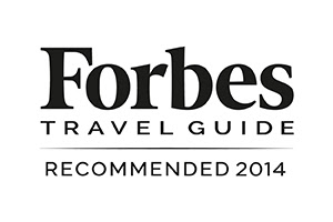 Forbes Travel Guide RECOMMENDED 2014