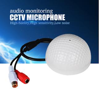 microfono per telecamera