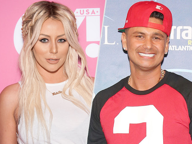 Jersey Shore's DJ Pauly D Is Dating Aubrey O'Day